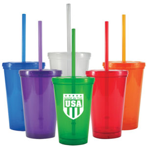 16oz. Double Wall Tumblers