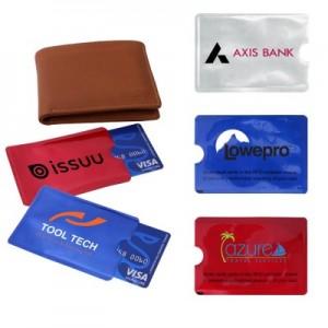 RFID Credit Card Sleeves