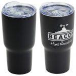 30 Oz. Vacuum Tumblers - Black