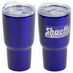 30 Oz. Vacuum Tumblers - Blue