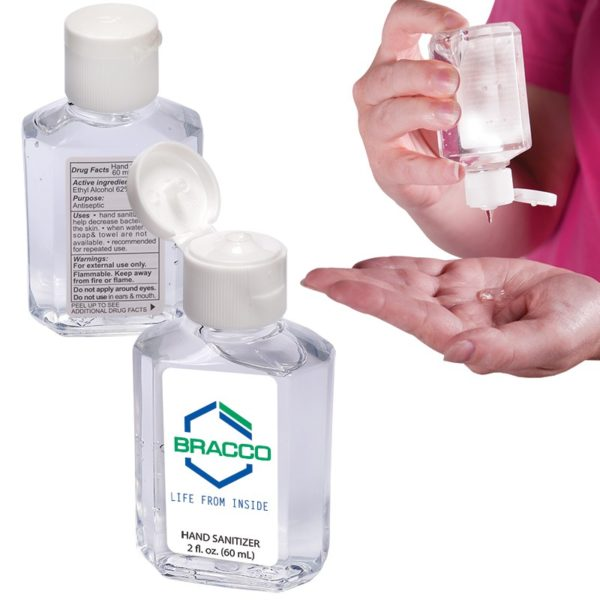 2 Oz. Hand Sanitizers