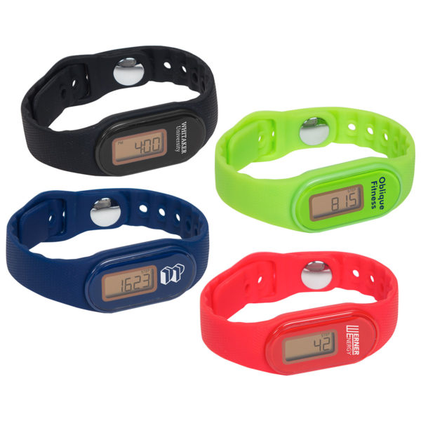 Fitness Pedometer Watch
