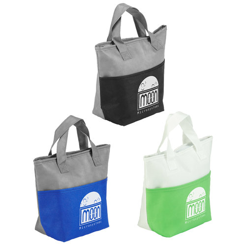 Insulated Snack Tote Bags