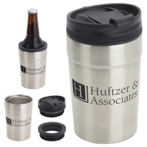 12 Oz. Tumbler and Can Holder