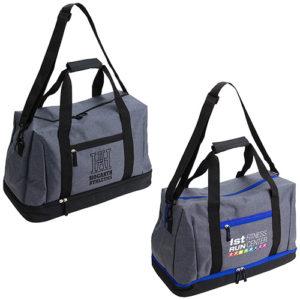 Triumph Herringbone Duffel Bags